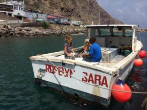 nature organization interview fisherman